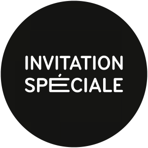 Invitation Spéciale
